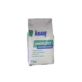 Sadrový tmel Knauf UNIFLOTT (5kg)