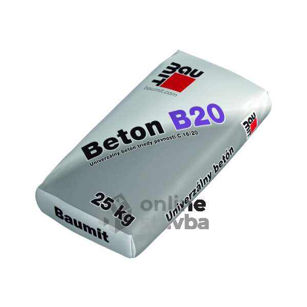 Baumit Betón B20 25kg