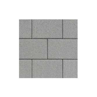 Zámková dlažba Blok 40 sivá