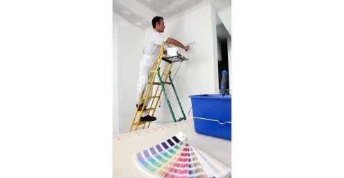 Ako maľovať sadrokartón?