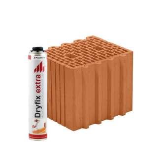 Tehla Porotherm Komfort 30 Profi Dryfix