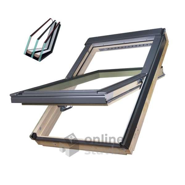 Strešné okno Fakro FTP-V U5