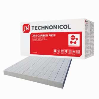Extrudovaný polystyrén XPS Technonicol Carbon