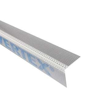Rohová (kombi) lišta z PVC (2,5bm, 100x100)