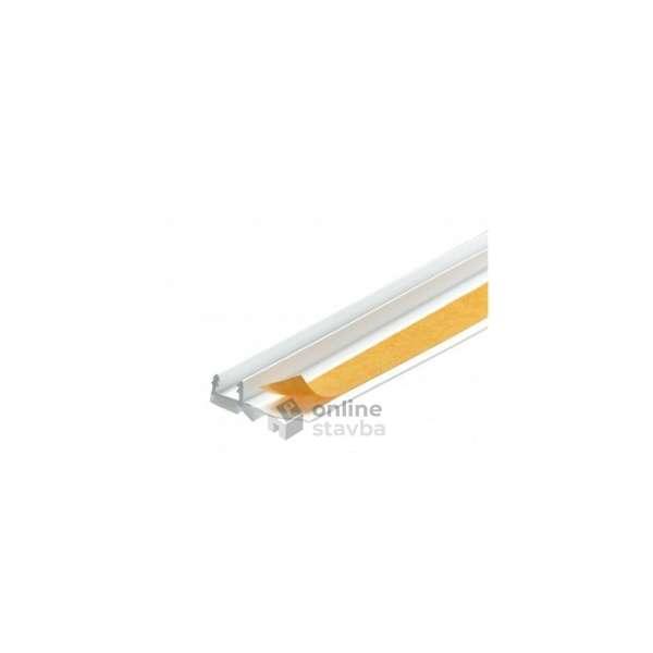 Okenný a dverový dilatačný profil bez sieťky (APU - 6mm / 2,4bm